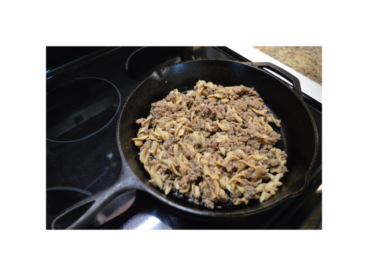 Ground Beef Dish